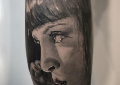 Piero La Cour des Miracles Tatouage Tattoo Toulouse