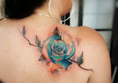 Loreen La Cour Des Miracles Tatouage Tattoo Toulouse