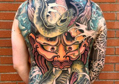 Wan La Cour Des Miracles Tatouage Toulouse Tattoo