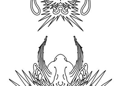 Wan La Cour Des Miracles Tatouage Tattoo Piercing Recouvrement Cover Toulouse Paris 4eme
