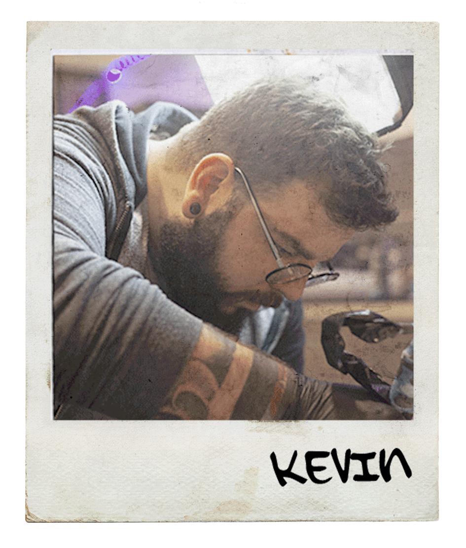 Tatoueur Kevin Manga Toulouse