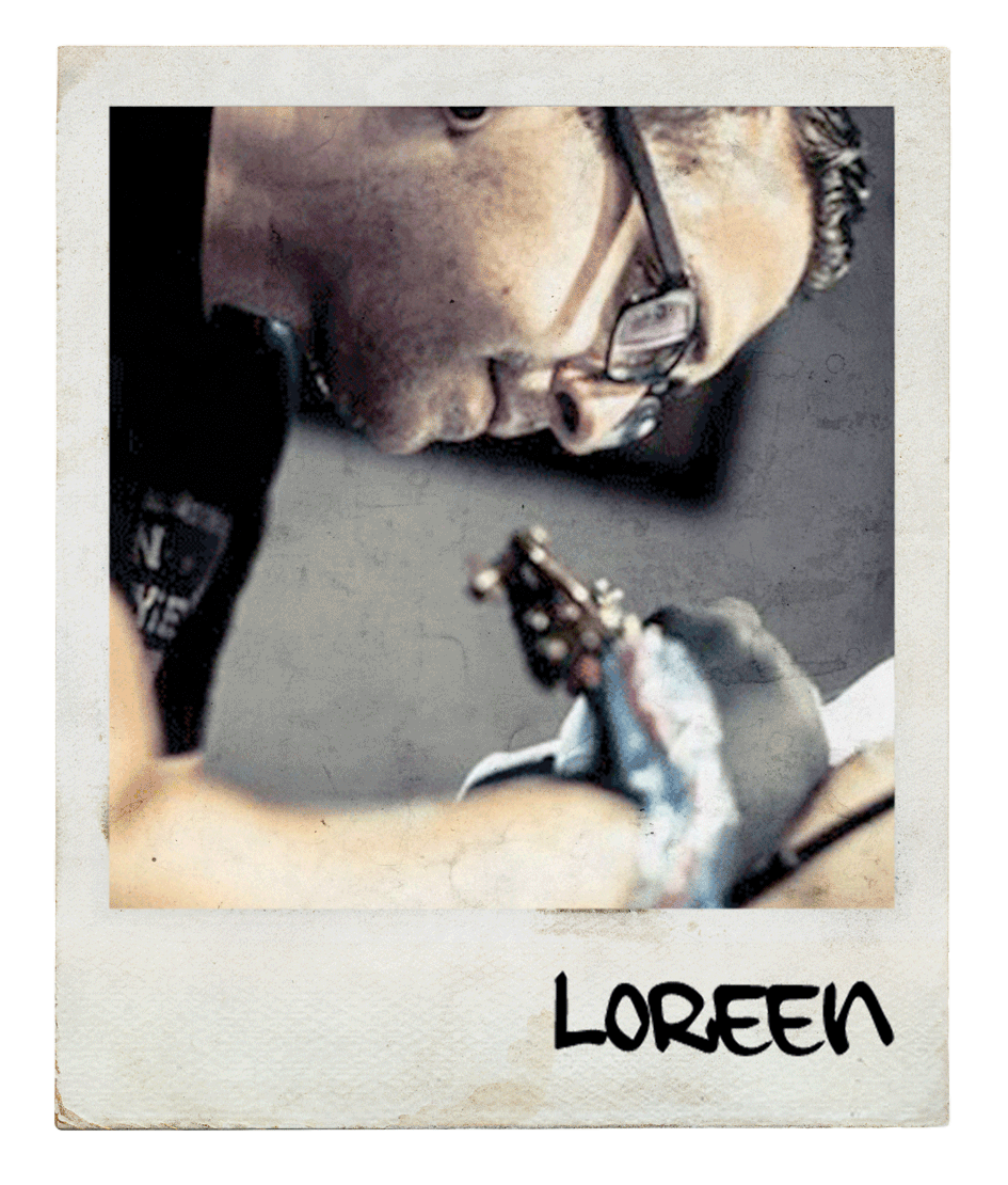 Tatoueur Loreen Aquarelle Toulouse